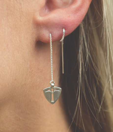 Prospector Long Range Earring