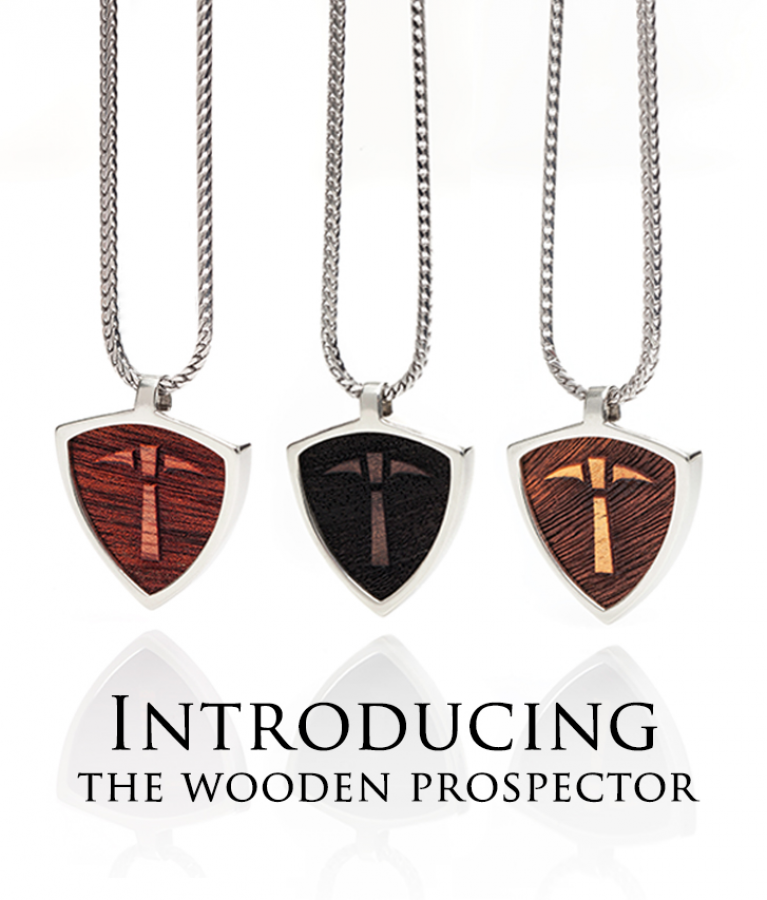 Wooden Prospector